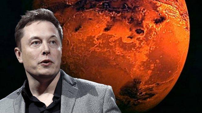 El plan de Elon Musk: sacar un millón de personas del planeta Tierra y llevarlos a Marte