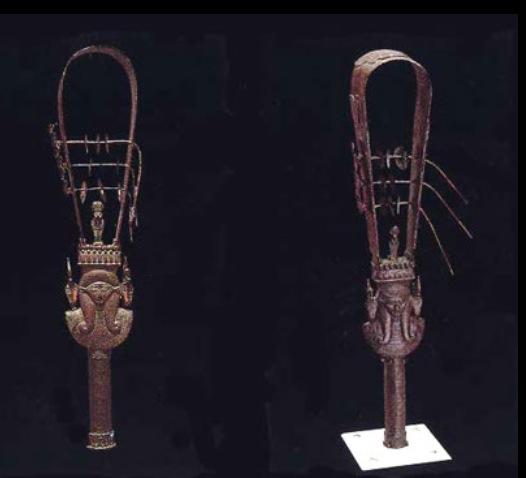 El Sagrado y Mágico Sistro del Antiguo Egipto