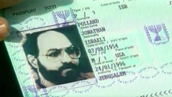Espionaje Israelí en los EE.UU.: Casos Pollard y 11-S