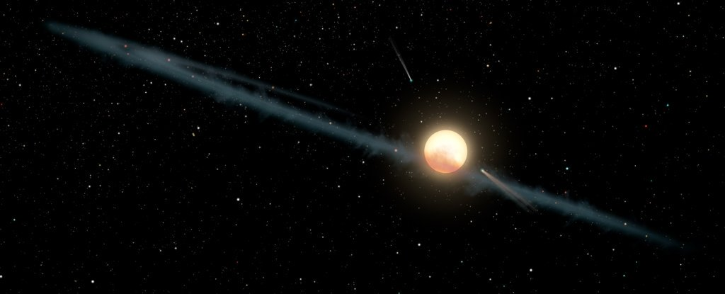 Estrella Tabbi nuevamente «guiñó un ojo» a los científicos