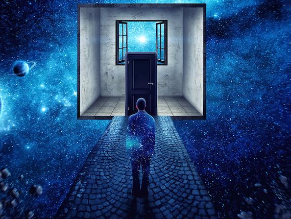 Extraños cuentos de grietas de la realidad y deslizamientos interdimensionales
