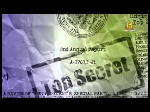 ¿Extraterrestres? 1x01 - Misterio desde el pasado