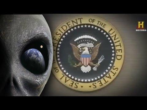 Extraterrestres: Su Visita a la Tierra - Documental en Español - El Libro de los Secretos de EEUU