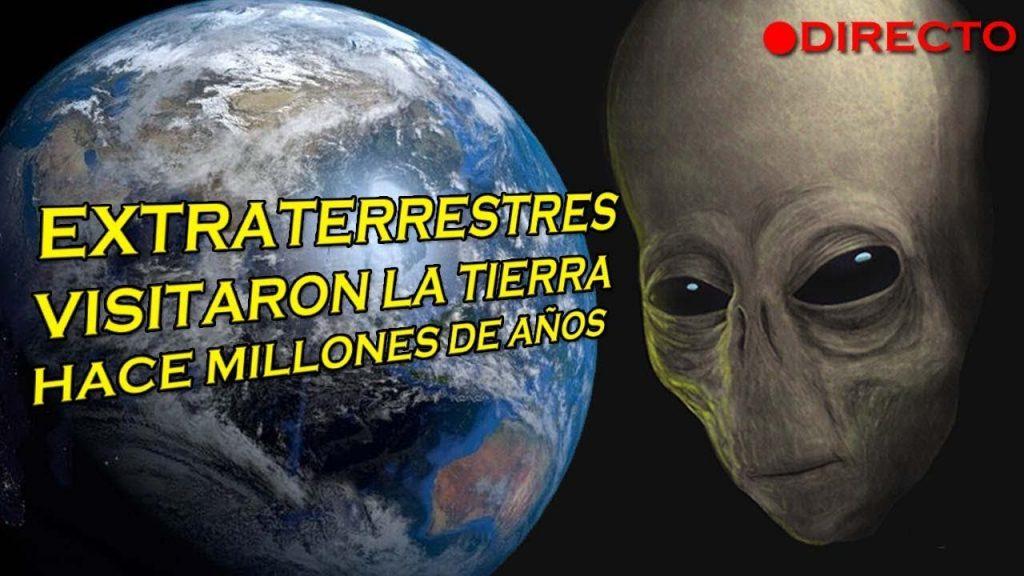 Extraterrestres visitaron la Tierra hace millones de años – DIRECTO