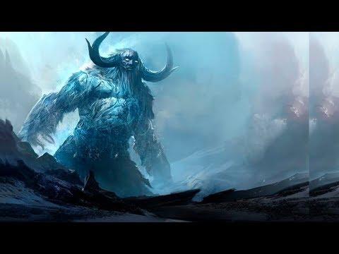 Gigantes en la Mitología Nórdica y Griega – Génesis 6