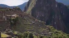 ¿Hacía turismo en Machu Picchu y sin querer grabó algo que asusta a miles de usuarios?