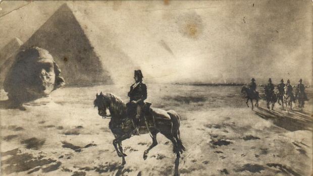 Historia…Lo que Napoleón Bonaparte vio dentro de la Gran Pirámide de Egipto y le dejó aterrorizado