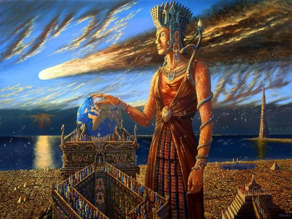 Increíbles tecnologías de civilizaciones antiguas