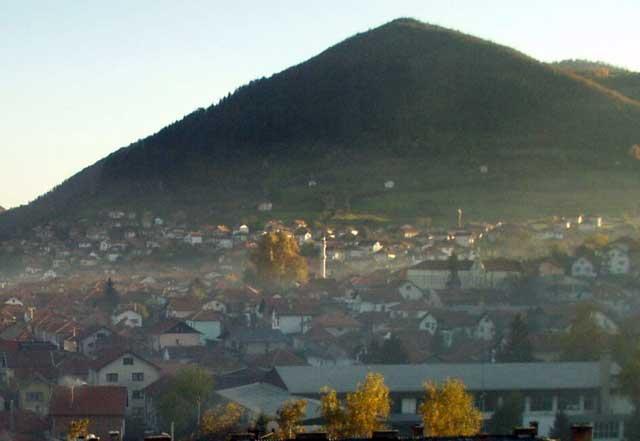 La confirmación de las pirámides de Bosnia