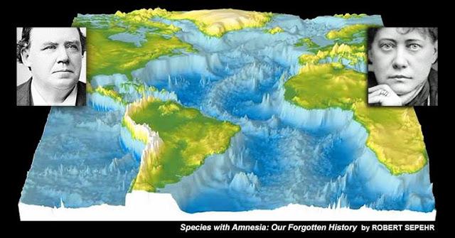La Cordillera central del Atlántico y la Atlántida
