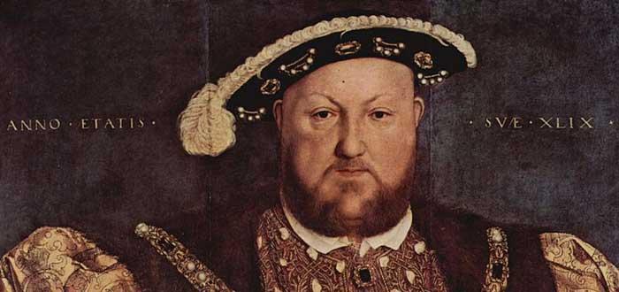 La explosión del cadáver de Enrique VIII en su ataúd y la profecía