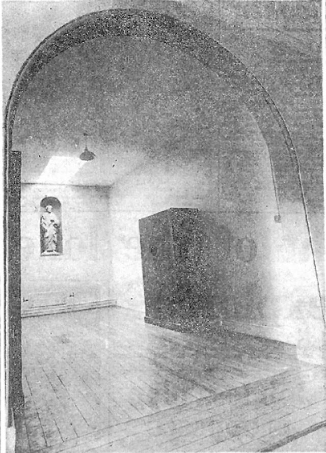 La Habitación del Fantasma en Maynooth, en Irlanda