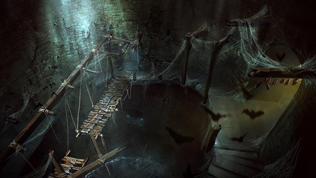 La misteriosa ciudad subterránea del Pueblo Lagarto