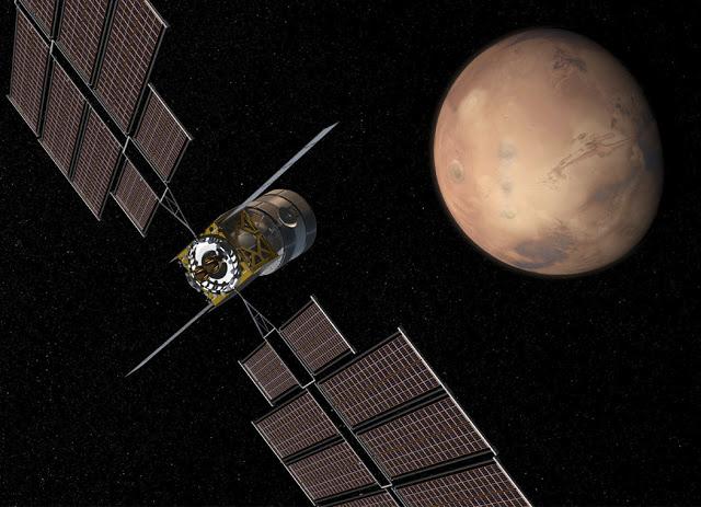 La nave que orbitará alrededor de la Luna y jubilará a la Estación Espacial Internacional