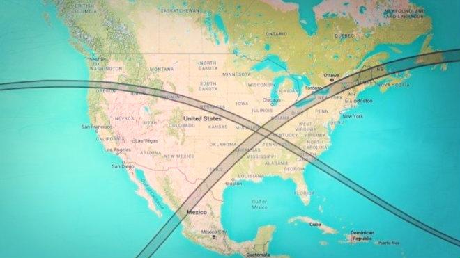 La profecía que marca con una X a Estados Unidos