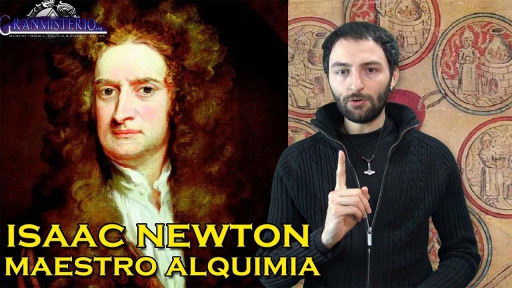 La vida secreta de Isaac Newton como Maestro Alquimista