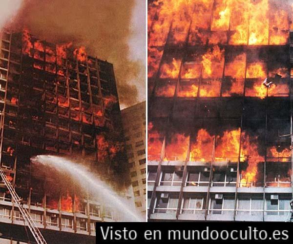 Las almas perdidas del edificio Joelma