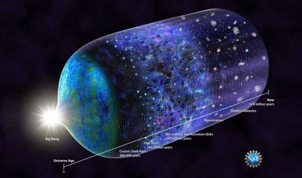 Las primeras estrellas formadas en el universo