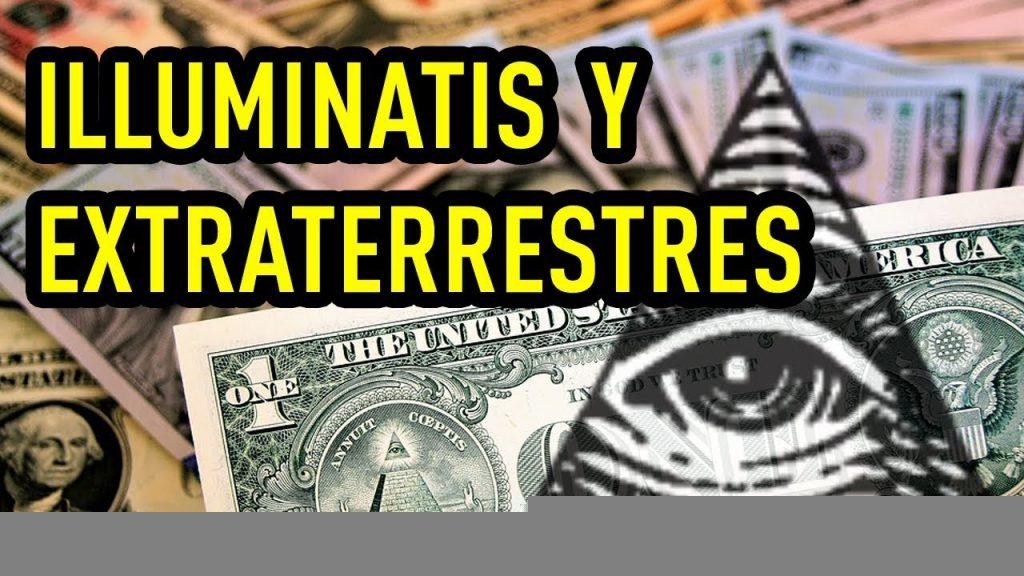 Los ritos illuminati y los extraterrestres programa completo