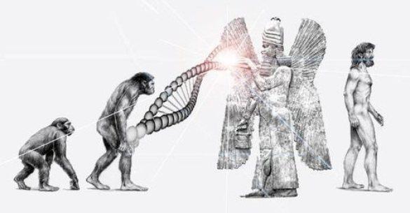 MANIPULACIÓN GENÉTICA EN ÉPOCAS ANCESTRALES