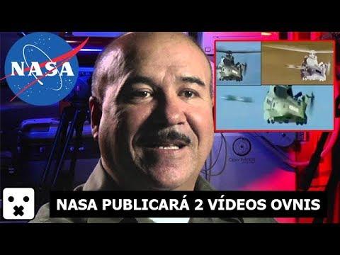 NASA PUBLICARA DOS VIDEOS OVNIS OFICIALMENTE