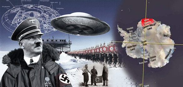 Nueva Suabia, la Fortaleza Secreta Nazi 卐