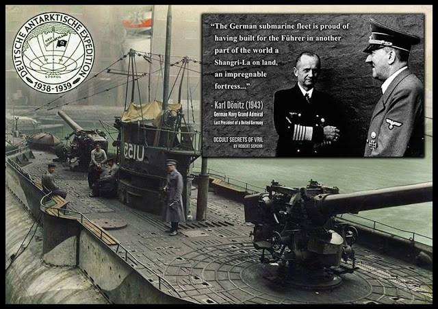 nueva suabia la fortaleza secreta nazi 卐 - Nueva Suabia, la Fortaleza Secreta Nazi 卐