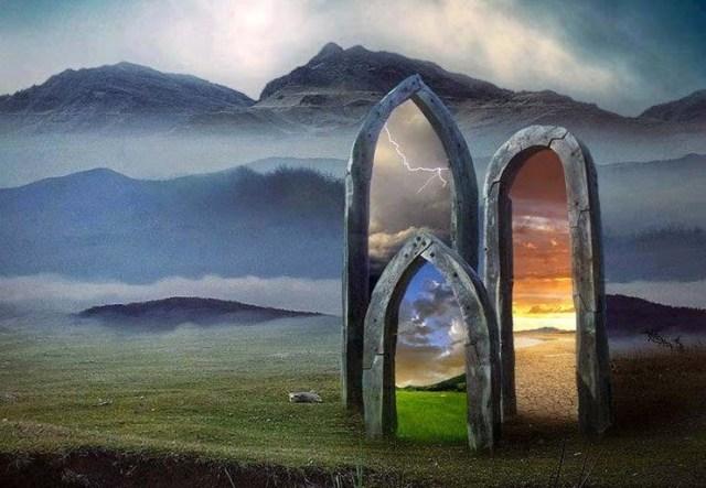 Portales dimensionales, puertas de acceso a otros mundos