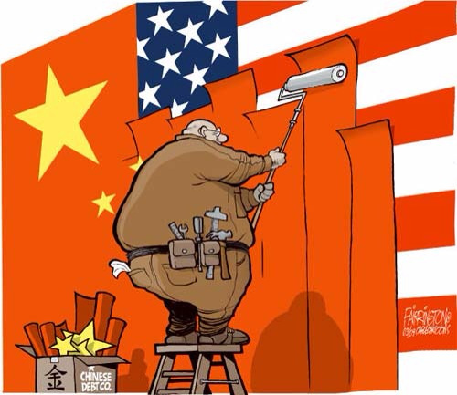 Prepárense para lo que viene: Estados Unidos pasa a ser la segunda potencia económica mundial