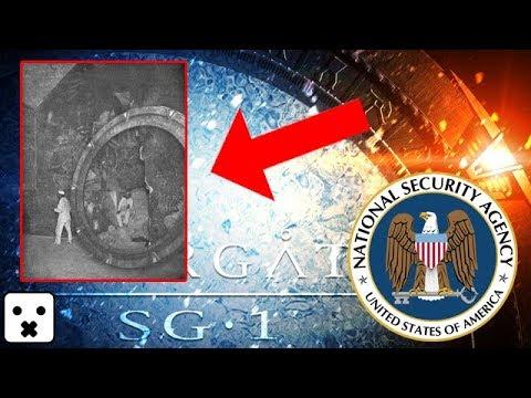 PUERTA ESTELAR IRAK STARGATE FOTOGRAFIA NSA