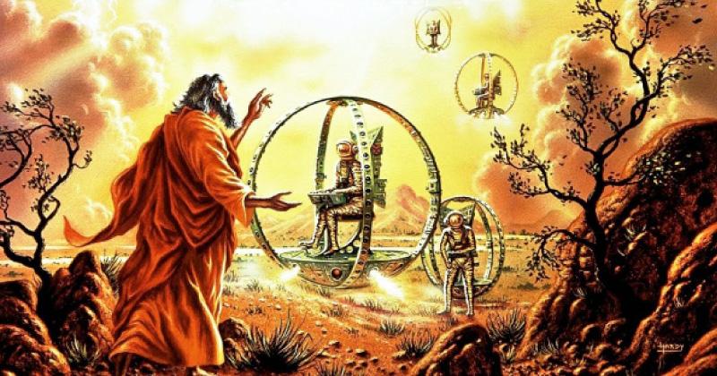 Religiones OVNI.