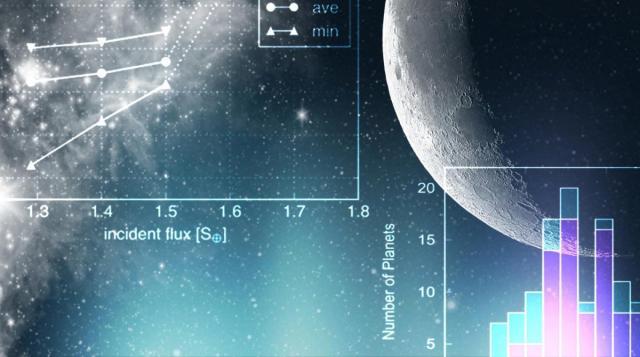 Se descubrió un planeta potencialmente habitado