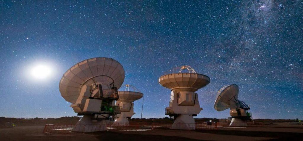 Sistemas de Tránsito Alienígenas pueden ser una señal reveladora en la búsqueda de ET