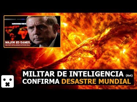 TORMENTA SOLAR CONFIRMADA POR MILITAR DE INTELIGENCIA