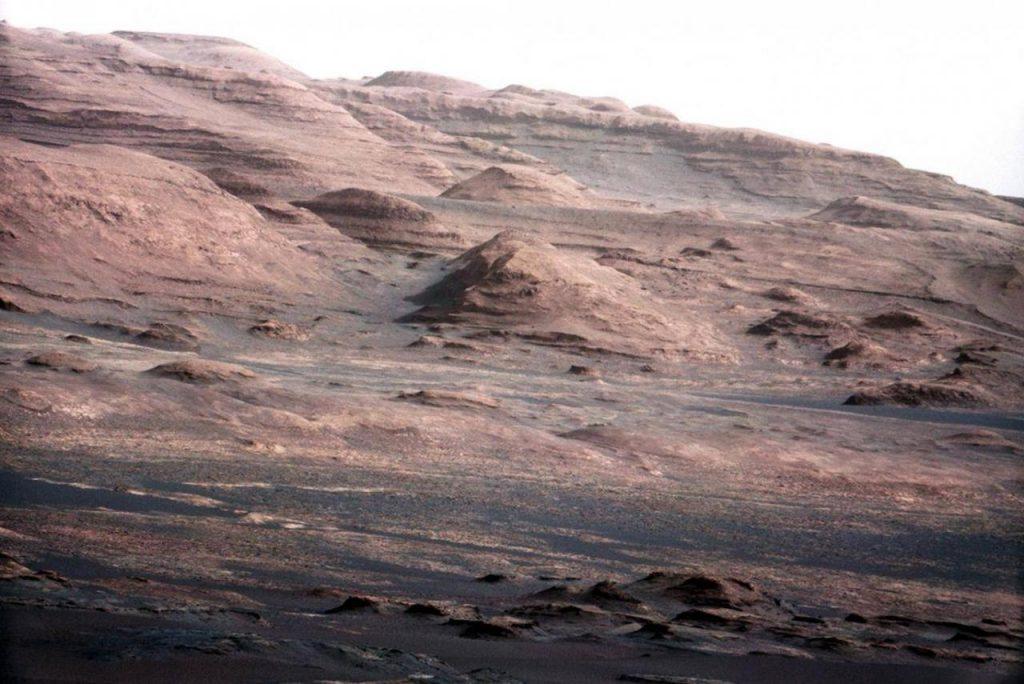 Los científicos encuentran errores que podrían indicar que hay vida oculta en Marte