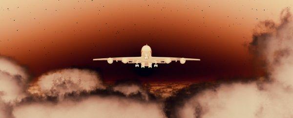 Arizona un ovni visto por dos aviones de pasajeros