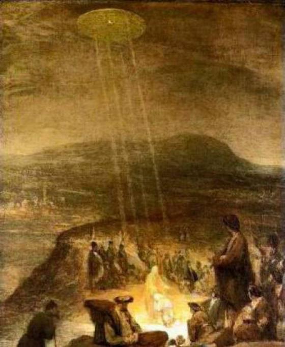 Jesus el gran Extraterrestre? Pudo ser un ser de las estrellas