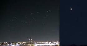 Luces misteriosas aparecen en el cielo sobre Milwaukee – FOX6 News