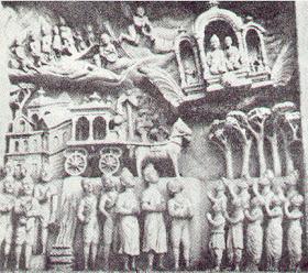 Vimana:  ¿Existieron ingenios voladores en la antigua India?