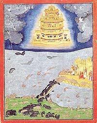 vimana ¿existieron ingenios voladores en la antigua india 3 - Vehiculo vimana de cuarta densidad