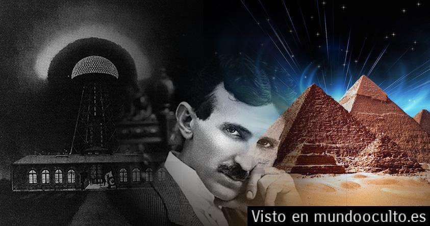 ¿podrian la gran piramide de giza y la torre de tesla compartir la misma tecnologia - ¿Podrían la Gran Pirámide de Giza y la Torre de Tesla compartir la misma tecnología?