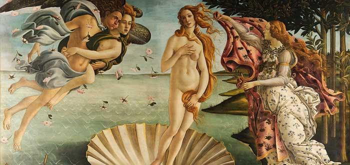 3 Mitos de Afrodita | Historias curiosas de la diosa del amor griega