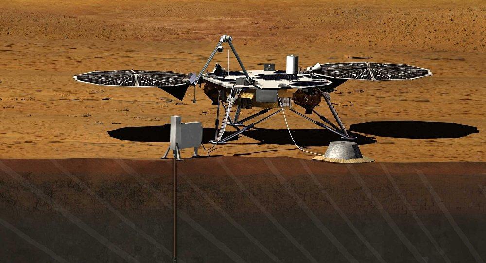 A la conquista de Marte: la NASA se prepara para penetrar en su interior