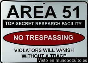 Area 51 y S4 bases secretas