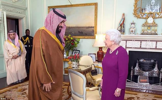 Aseguran que la reina de Inglaterra es descendiente de Mahoma