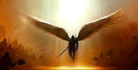 Azrael, el arcángel que separa las almas de los cuerpos