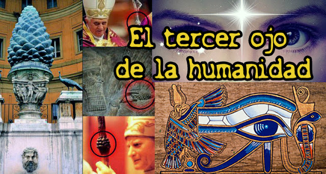 Estas civilizaciones antiguas conocieron a la perfección su tercer ojo.
