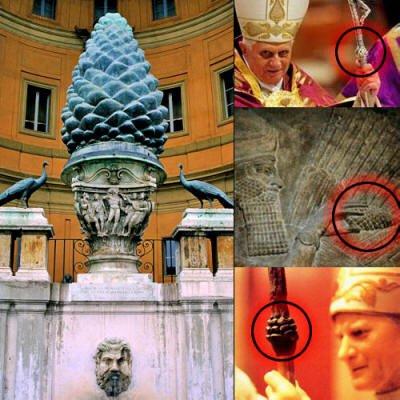 borrador automatico 27 - Estas civilizaciones antiguas conocieron a la perfección su tercer ojo.