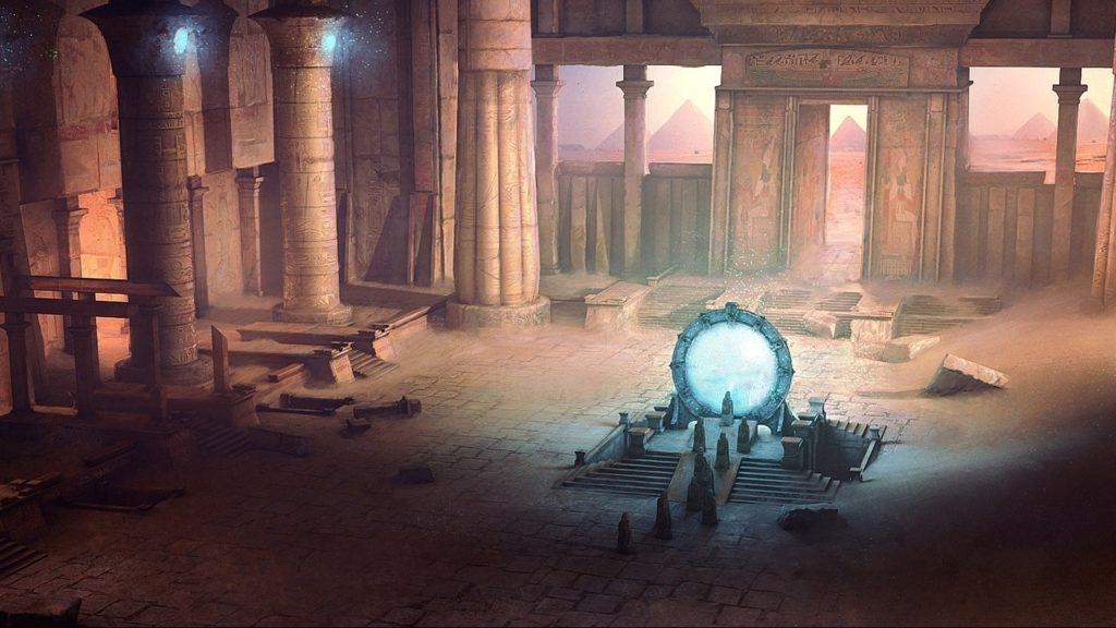 Túneles subterráneos podrían esconder misteriosos portales dimensionales (Video)