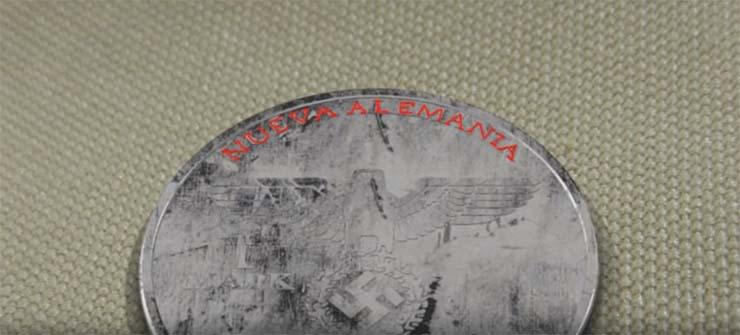 borrador automatico 42 - Encuentran en México una moneda nazi del año 2039, ¿una prueba de viajes en el tiempo o de un universo paralelo?